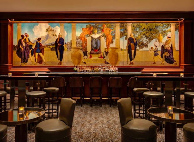 King Cole Bar, em Nova York (Foto: divulgação)