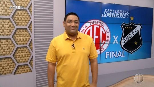 Assista ao Globo Esporte RN desta segunda-feira, 22 de abril