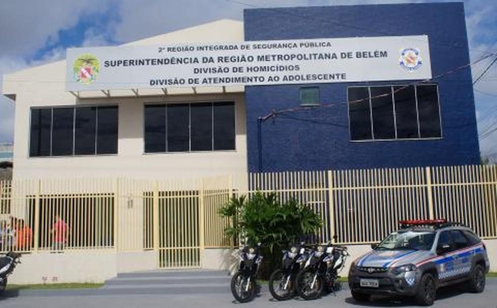 -  Home é preso em flagrante suspeito de estuprar criança em Ananindeua.  Foto: Reprodução / Polícia Civil
