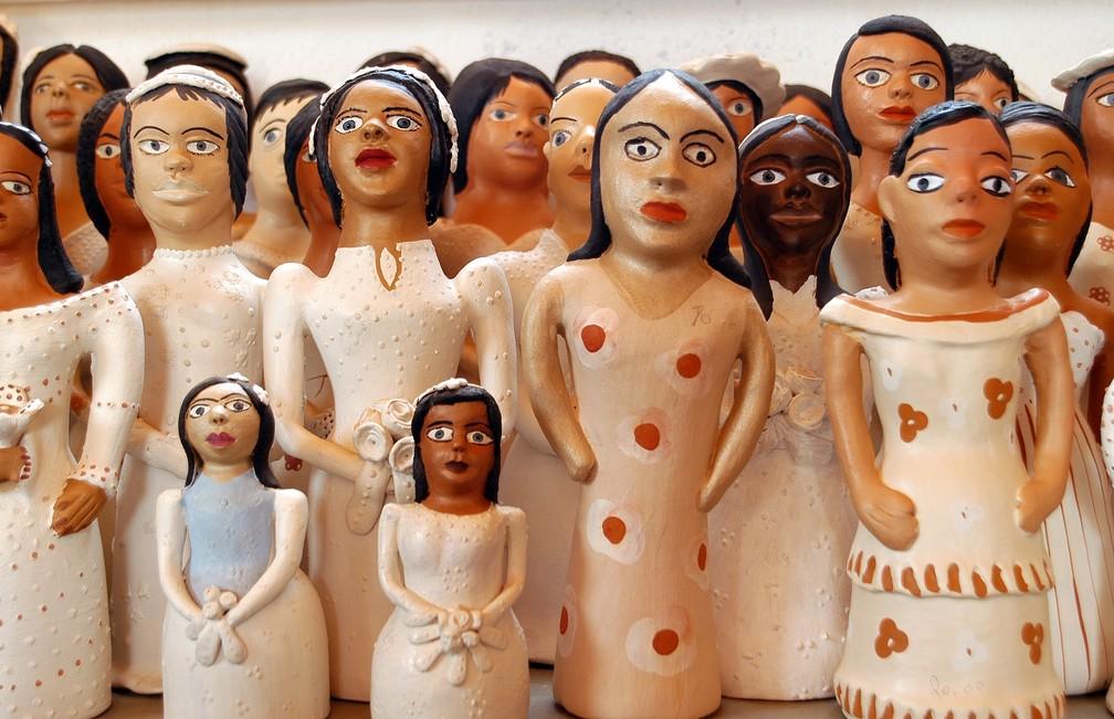 Feira de artesanato do Vale do Jequitinhonha é realizada em ...