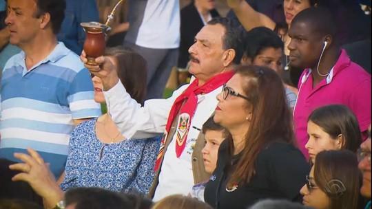 'Galpão Crioulo' exibe 2ª parte do programa gravado na Festa Nacional da Música