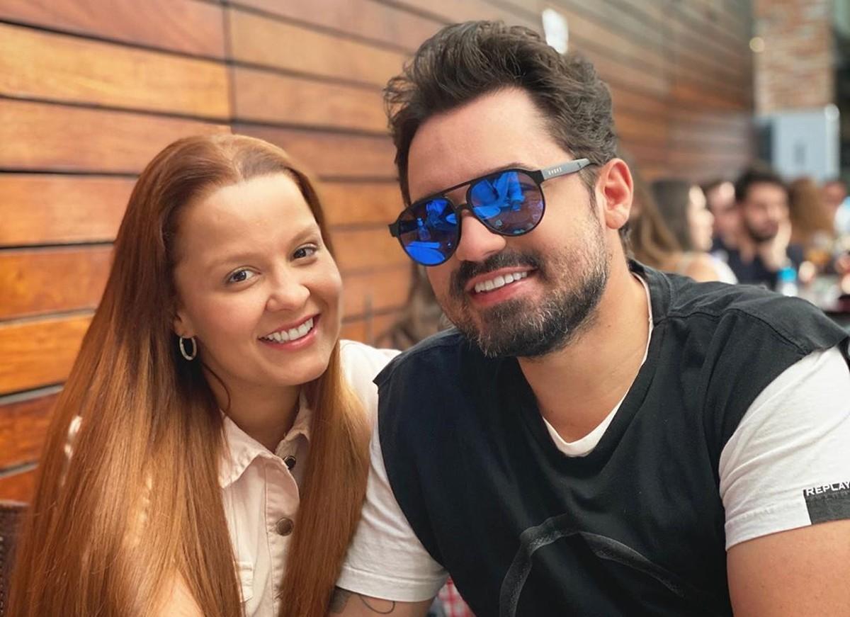Maiara e Fernando Zor reatam o namoro (Foto: Reprodução / Instagram)