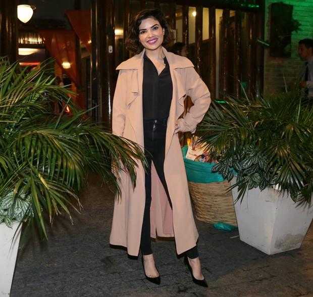 Vanessa Giácomo (Foto: Anderson Borde/AgNews)