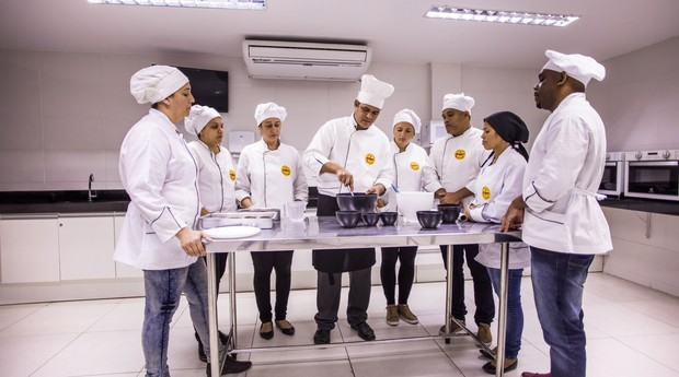 Os cursos oferecidos pelo Instituto Gourmet possuem preços acessíveis, a partir de R$ 499. (Foto: Fábio Seixo )