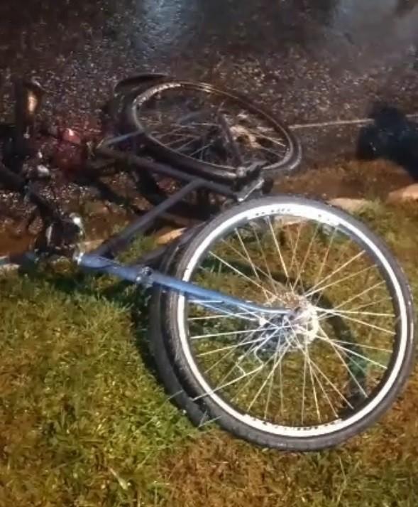 Ciclista morre atropelado em Ananindeua, no PA