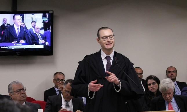 Cristiano Zanin, advogado de Lula