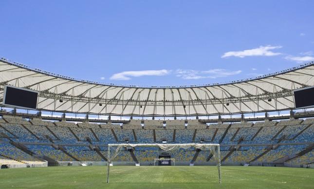 O Vasco deve o aluguel de duas partidas disputadas no Maracanã