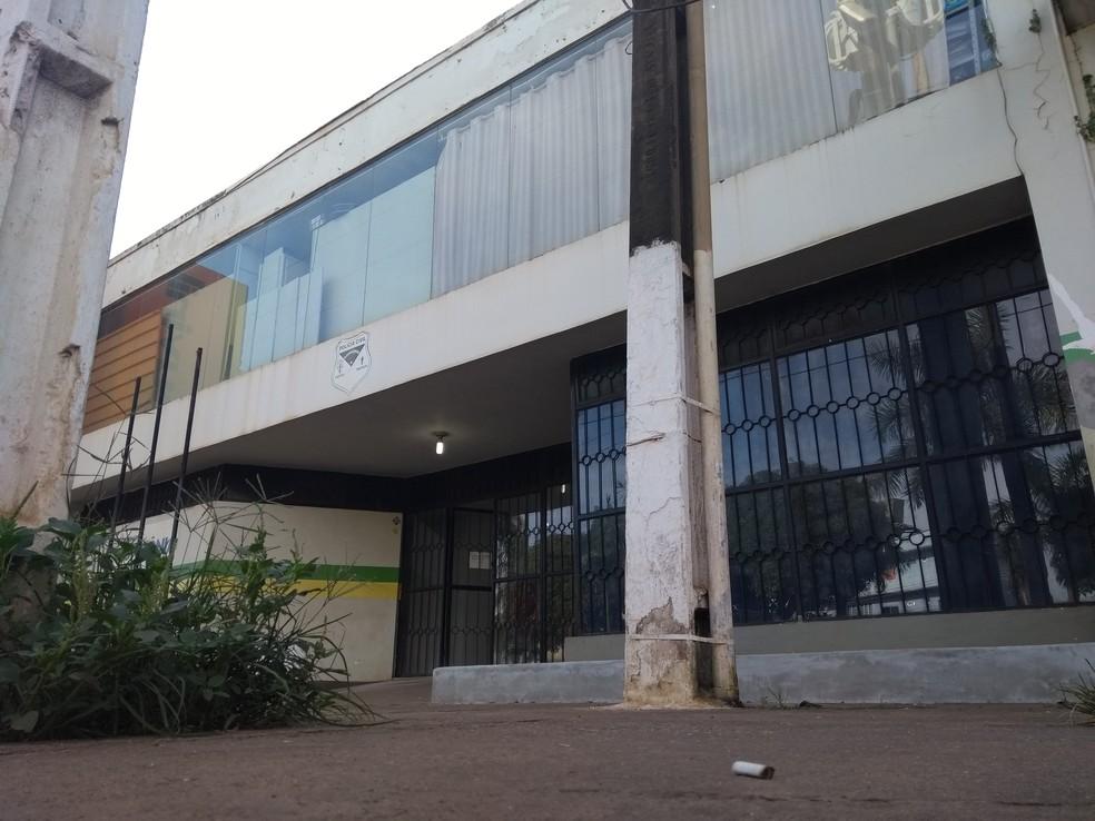 Dupla foi presa em flagrante e encaminhada à Central de Polícia, em Porto Velho.  — Foto: Toni Francis/G1