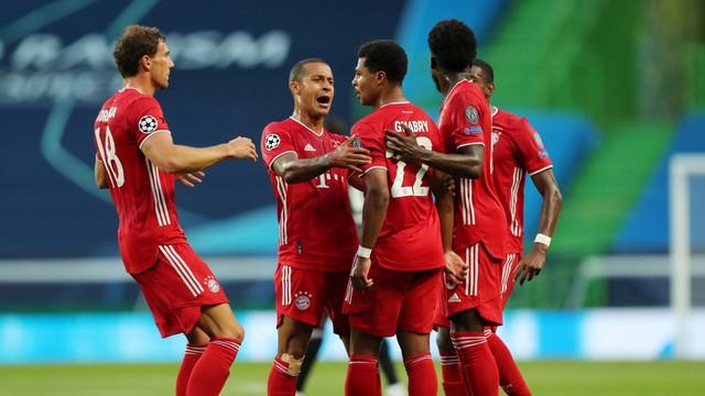 Lyon x Bayern de Munique Liga dos Campeões