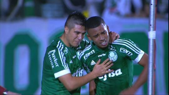 Café da sorte: Palmeiras nunca perdeu em jogos oficiais e amistosos em Londrina