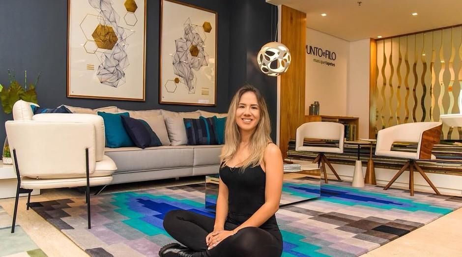 A paulistana Giovanna Gogosz viu suas vendas crescerem por conta do Instagram (Foto: Divulgação)