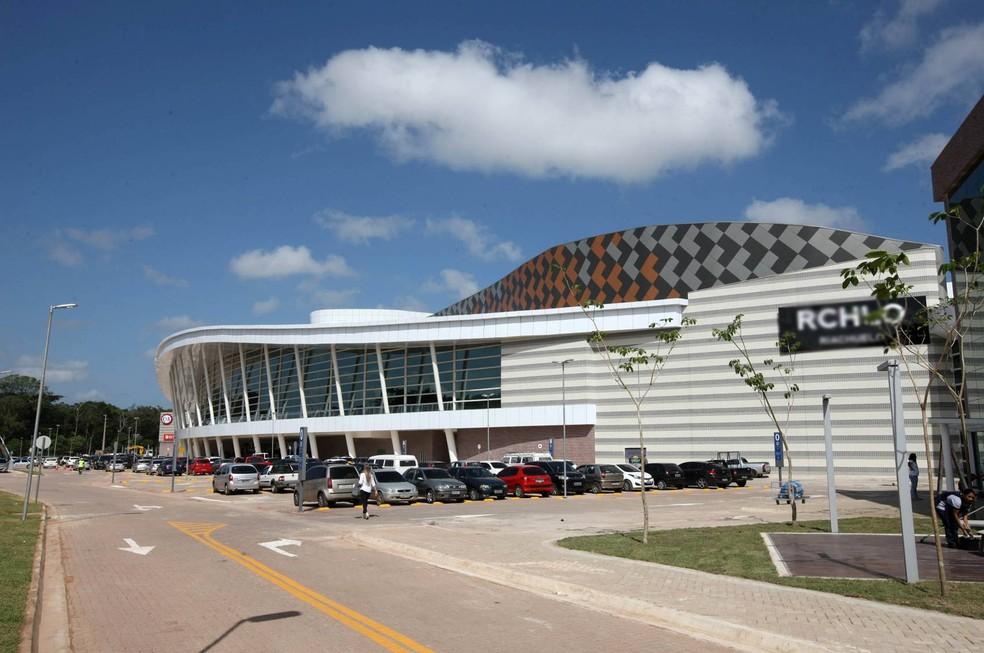 Shopping Grão-Pará — Foto: Sidney Oliveira/Agência Pará
