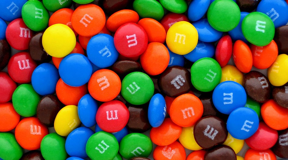 m&m's, chocolate, doce (Foto: Wikimedia Commons)