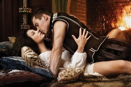 Cena da série The Tudors (Foto: Divulgação)