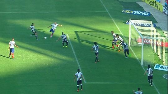Botafogo vence, encaminha volta à Série A e deixa Bahia no limite do G-4