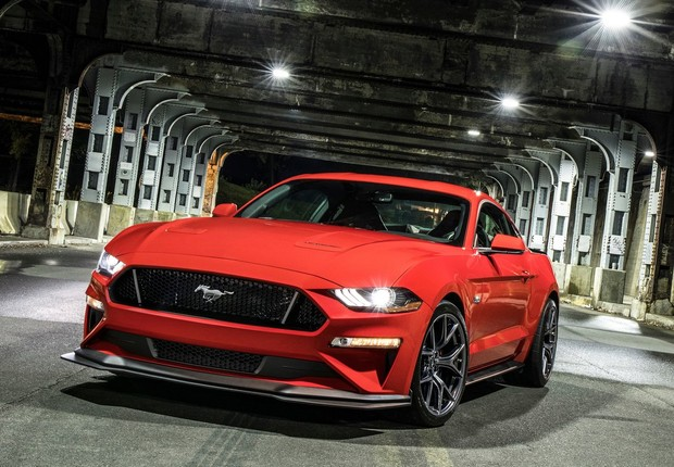 Ford Mustang GT Performance Pack Level 2 (Foto: Divulgação)