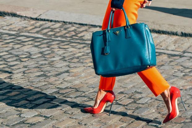 Salto alto (Foto: Reprodução/Vogue)