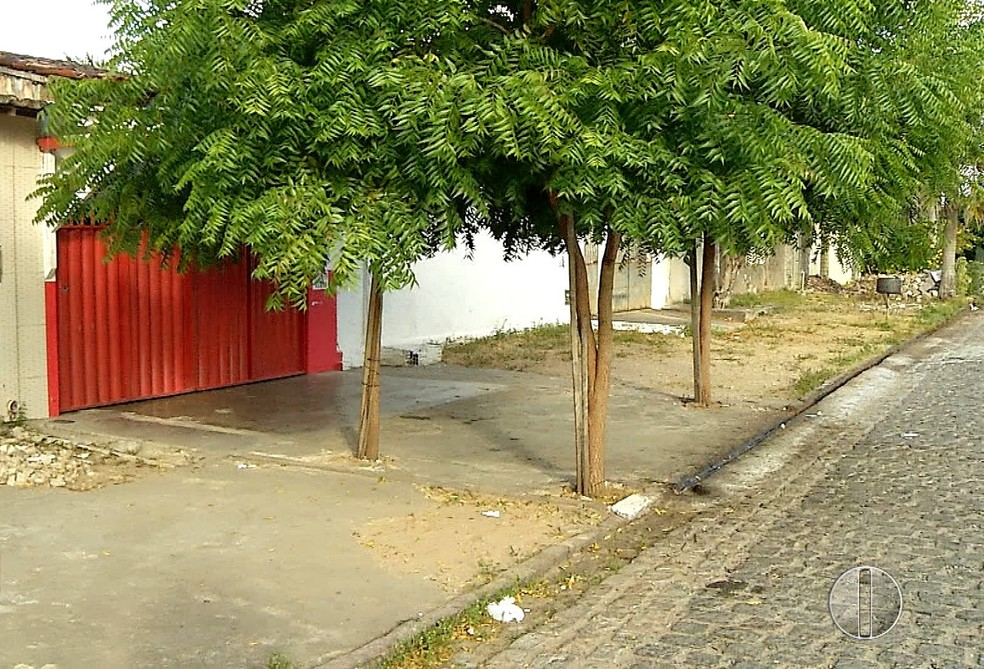 Bar onde empresário foi baleado e morreu em Parnamirim, na Grande Natal — Foto: Inter TV Cabugi/Reprodução