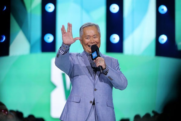 O ator George Takei (Foto: Getty Images)
