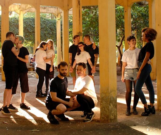 A campanha Pride da giucouture (Foto: Alexandre Makhlouf/Divulgação)
