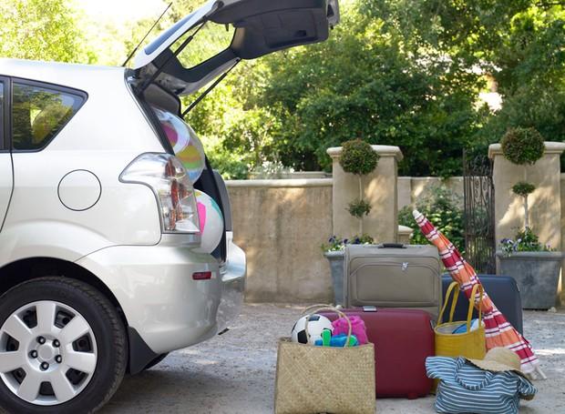 viagem-carro-férias-malas (Foto: Thinkstock)