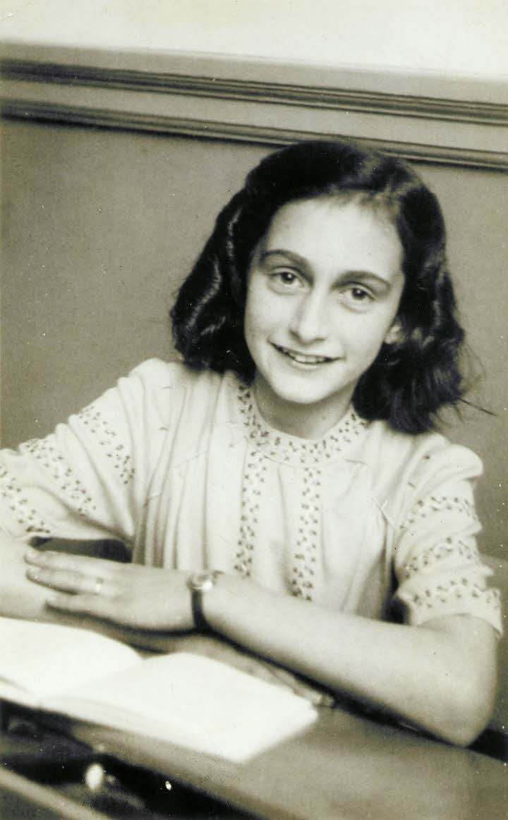 Anne Frank (Foto: Wikimedia Commons)