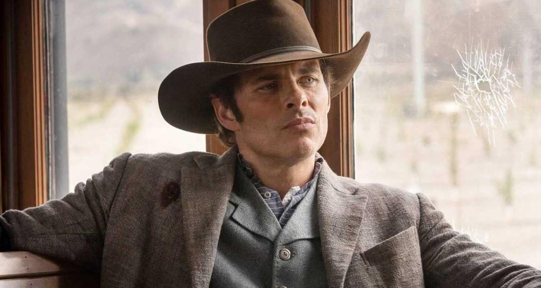 James Marsden como Teddy em Westworld (Foto: Divulgação)