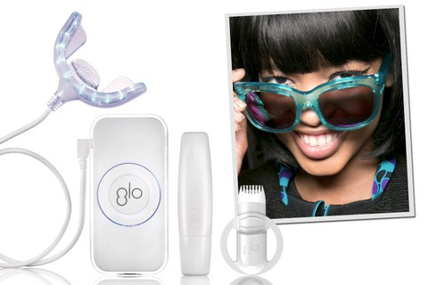 Kit para clareamento dental caseiro, Go Brilliant (cerca de R$ 243, sem taxas)