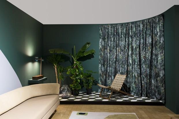 Exposição da Casa Vogue leva peças de designers brasileiros para Milão (Foto: Filippo Bamberghi)