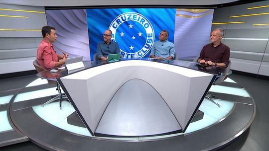 """Comentarista destaca título do Cruzeiro: """"Coroação de dois anos de trabalho"""""""