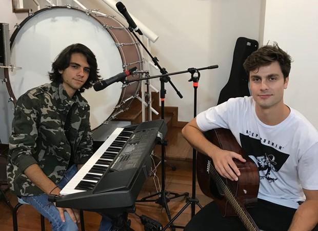 Felipe Camargo e Paulo Dalagnoli (Foto: Divulgação)
