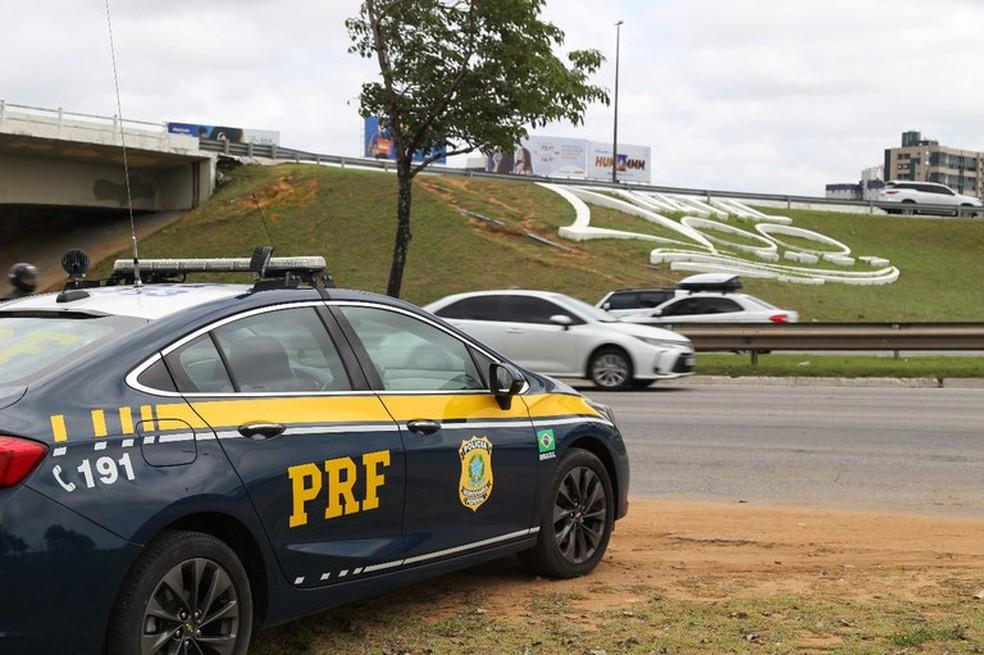 Polícia Rodoviária Federal apresenta balanço da Operação Independência 2021 no RN — Foto: Divulgação/PRF