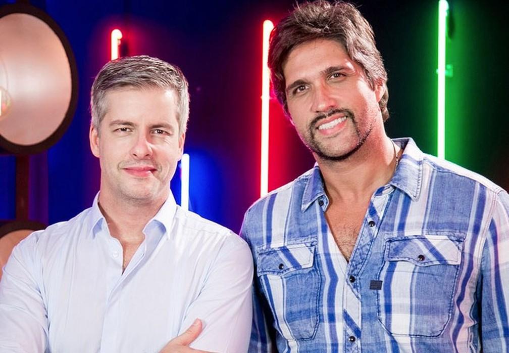 Victor e Leo — Foto: Isabella Pinheiro/Gshow