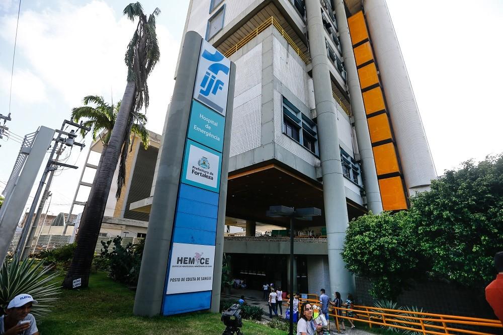 Equipamento para tratar doenças no sistema circulatória vai ser instalado no IJF; trânsito nos arredores será interrompido, em Fortaleza