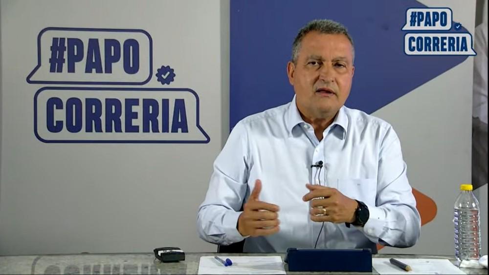 Rui Costa  anuncia visita a Rio do Pires e reafirma que fará adutora Zabumbão-Boquira