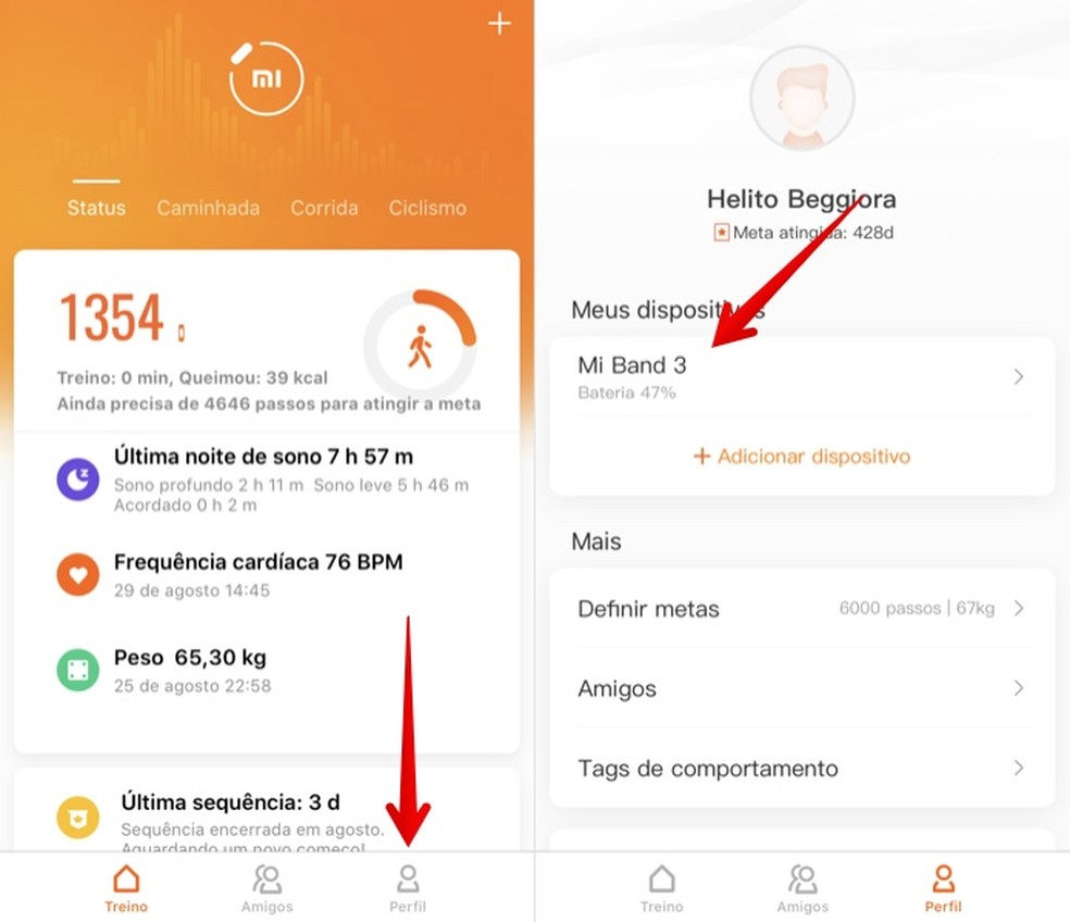Como Resetar A Mi Band 3 Xiaomi Wearables Techtudo