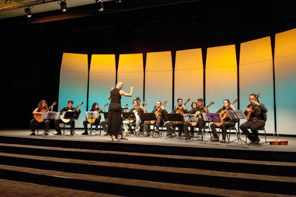 Concertos serão realizados por alunos no Conservatório de Tatuí (Foto: Divulgação/Conservatório de Tatuí)