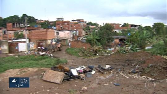 Minas Gerais tem mais de oito mil áreas de risco geológico, diz IBGE