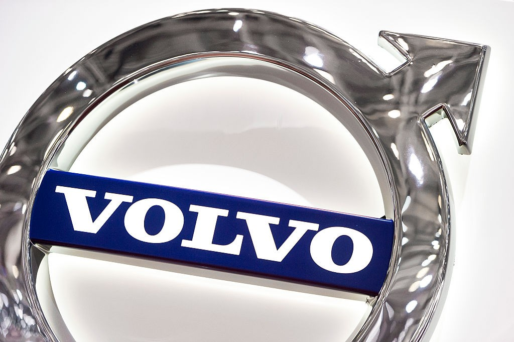 Logo da fabricantes de carros Volvo (Foto: Harold Cunningham/Getty Images)