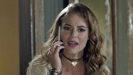 Melissa declara guerra a Zilda: 'Esquece que tem um neto'