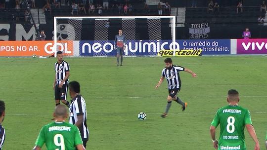 "Após perder sono, Gatito enxuga lágrimas do Paraguai no Botafogo: ""Doeu bastante"""