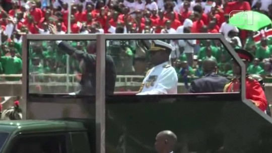 Kenyatta assume 2º mandato e promete diálogo com a oposição queniana