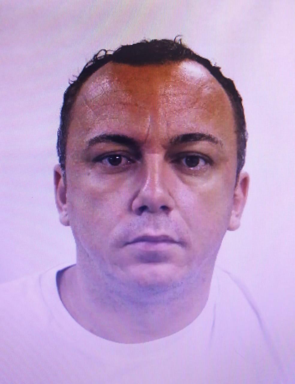 polícia procura por ex-companheiro da mulher, que teve a prisão cautelar deferida pela Justiça — Foto: Divulgação/Polícia Civil