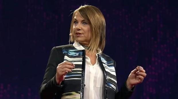 Esther Perel  (Foto: Reprodução Youtube)