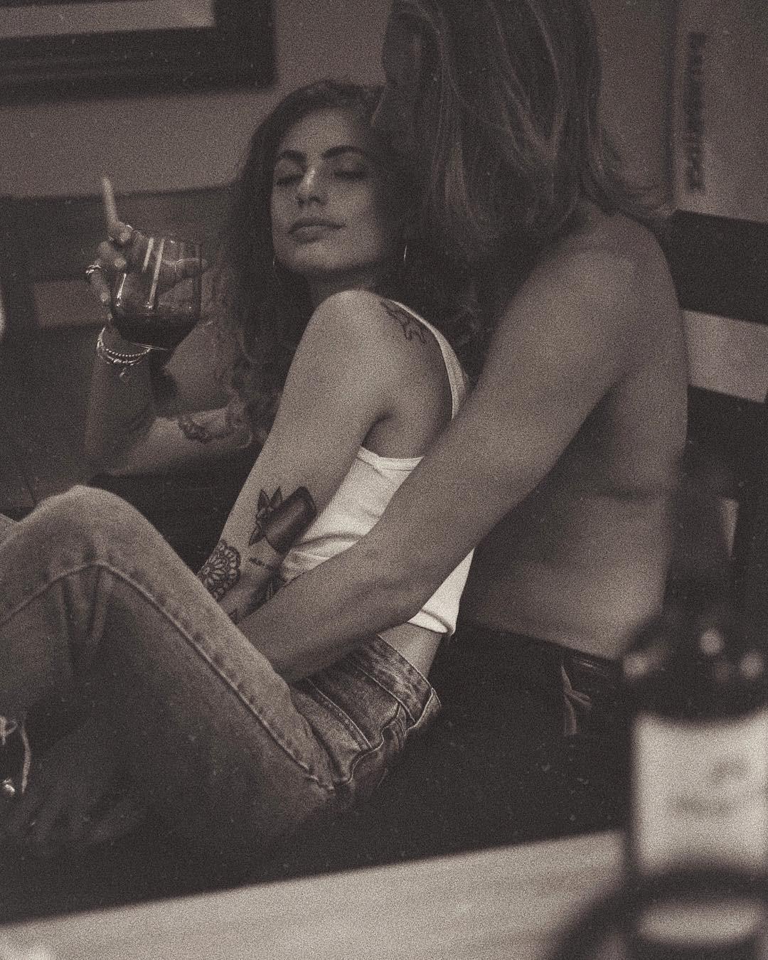 Michelle Avila e Christian Kent (Foto: Reprodução Instagram)