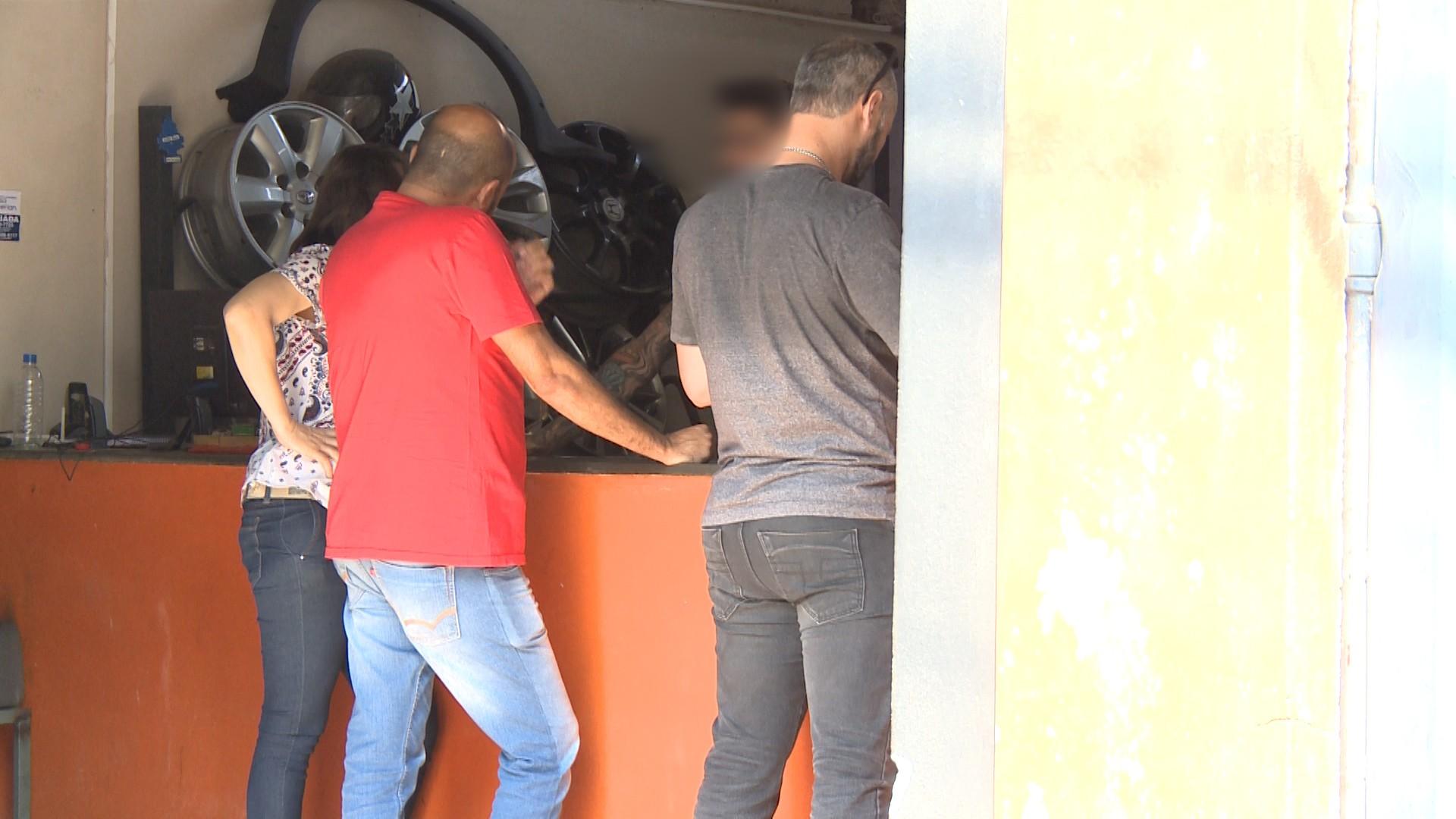 Operação 'Mosaico': dois estabelecimentos do ramo de peças automotivas são fechados em Divinópolis - Notícias - Plantão Diário