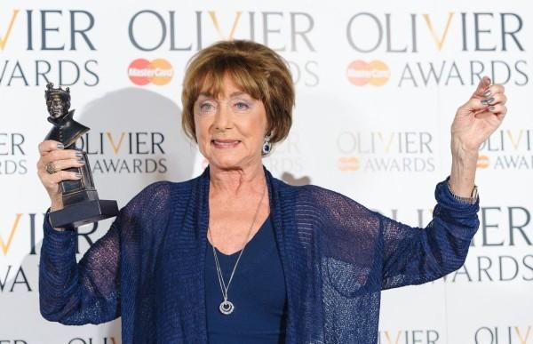 Coreógrafa britânica Gillian Lynne morreu no domingo (1) aos 92 anos de idade (Foto: Divulgação)