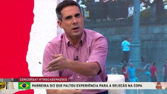Villani rebate Parreira e vê soberba em analisar apenas erros do Brasil