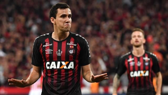 Pablo foi o goleador do Atlético-PR em 2018 com 18 gols