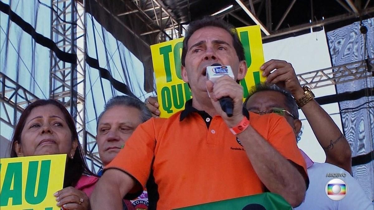 Marco Aurélio nega anular buscas ordenadas pela primeira instância em gabinetes da Câmara – G1